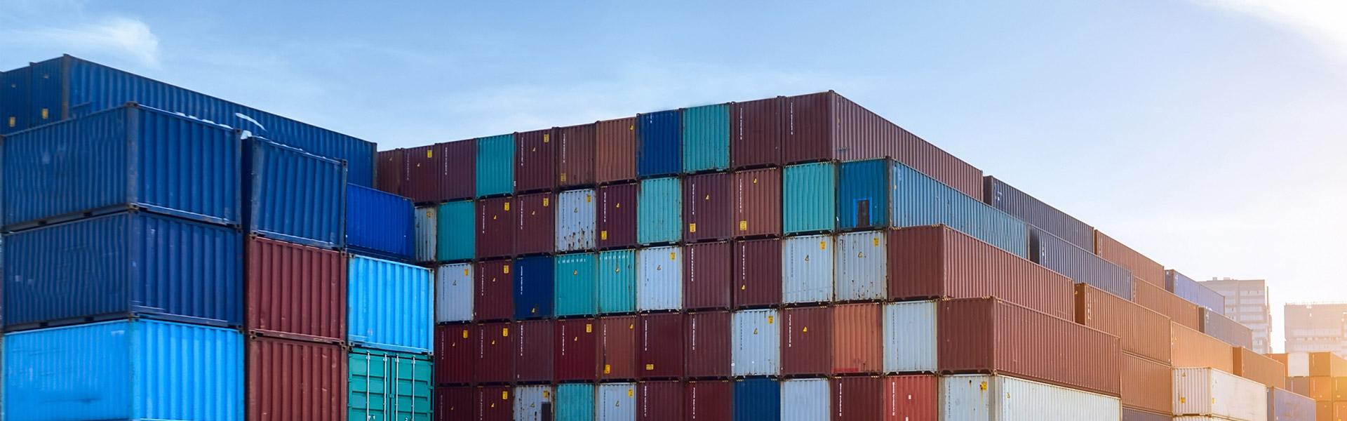 Logistische Leistungen
